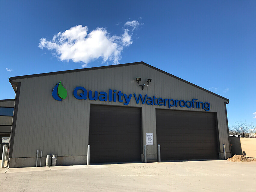 Quality Waterproofing Warehouse